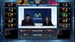 Lyon Gaming vs Gaming Gaming - La Final 169