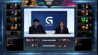 Lyon Gaming vs Gaming Gaming - La Final 170