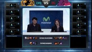 Lyon Gaming vs Gaming Gaming - La Final 174