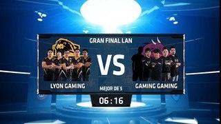 Lyon Gaming vs Gaming Gaming - La Final 189