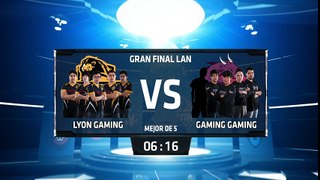 Lyon Gaming vs Gaming Gaming - La Final 189