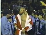 ANDRE THE GIANT VS. BIG JOHN STUDD - WWF WWE Wrestling - Sports MMA Mixed Martial Arts Entertainment