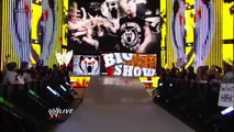 BIG SHOW KNOCKS OUT TRIPLE H - WWE Wrestling - Sports MMA Mixed Martial Arts Entertainment