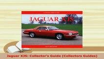 Download  Jaguar XJS Collectors Guide Collectors Guides Ebook