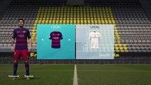Penales!!//Barcelona Real Madrid\\ FIFA 16