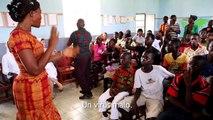 Llegar a las personas que viven con discapacidades en Sierra Leona