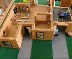 Funcionament de la maqueta de simulació de casa domòtica. Treball de recerca