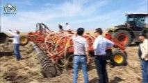 Zaaien in Kazachstan met CLAAS Xerion en AXION 900 serie Trekkerweb