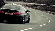 Удивительная реклама BMW M5 2012 / amazing advertising BMW M5 2012