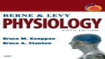 Download Berne and Levy Physiology  with STUDENT CONSULT Online Access  6e  Physiology  Berne