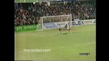 28.11.1990 - 1990-1991 UEFA Cup 3rd Round 1st Leg Vitesse 0-2 Sporting Lisbon