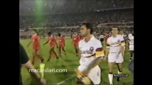 03.10.1990 - 1990-1991 UEFA Cup 1st Round 2nd Leg Benfica 0-1 AS Roma