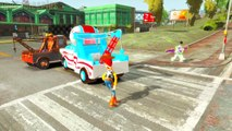 Toy story Buzz Lightyear and Woody Childrens Songs Disney cars Mater Stunt & Tow Mater