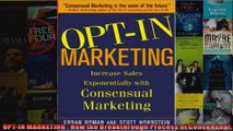 OPTIN MARKETING  How the Breakthrough Process of Consensual