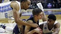 Tar Heels, Orange Round Out NCAA Final Four