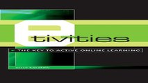 Read E Tivities  The Key to Active Online Learning Ebook pdf download