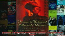 Russians in Hollywood Hollywoods Russians Biography of an Image