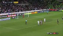 Melbourne City vs Wellington Phoenix 3-0 Goal Bruno Fornaroli (28_03_2016) A-Lea