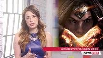 New Look At Wonder Woman Movie & Zack Snyder Defends Batman Violence_HD