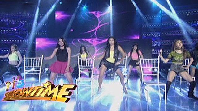 It's Showtime: Sizzling hot performance of Girl Trends