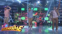 "It's Showtime: Hashtags dance to ""Beautiful Life"""