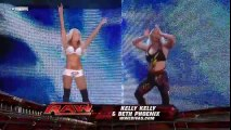 Kelly Kelly and Beth Phoenix vs. The Bella Twins