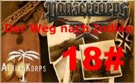 Panzer Corps ✠ Afrika Corps Kaukasus 1 Juli 1943 #18