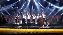 Eurovision 2014: Switzerland Preselection - My Top 6