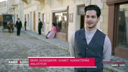 Filinta'nın Ahmet - Nihan ve Dadı Karakteriyle özel röportaj