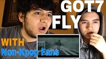 Non-Kpop Fans React to GOT7- FLY (MUSIC VIDEO REACTION) *WOW THIS SONG IS SO FREAKING AWES