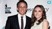 Seth Meyers and wife Alexi Ashe Meyers Welcomed Their First Child Together