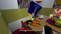 Broken Mods Hospital - Five Nights At Freddys Nurse Chica! (Minecraft Roleplay) #19