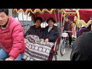 Tara's Trip to China