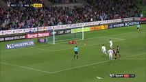 2-0 Bruno Fornaroli Goal Australia  A-League  Regular Season - 28.03.2016, Melbourne City 2-0 Wellington Phoenix