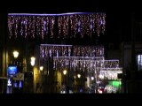 Avant noel à Quimper, illumination sur la ville  L'ambiance à Quimper avant noel, avec les belles illuminations sur les rues et les maisons.