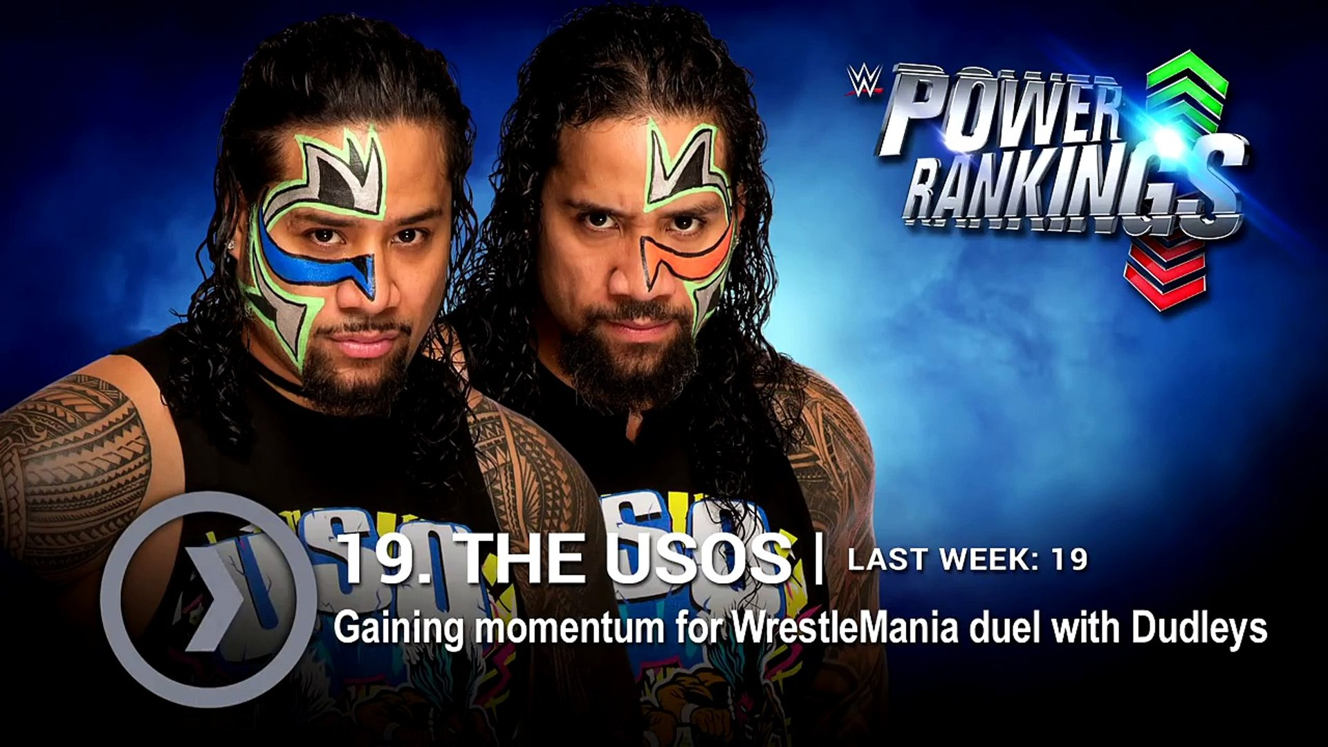 The Devils Favorite Demon Ascends Into The Top 20 Wwe Power Rankings March 26 2016 Video Dailymotion