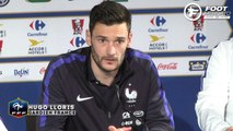 EdF : Lloris évoque le retour au stade de France