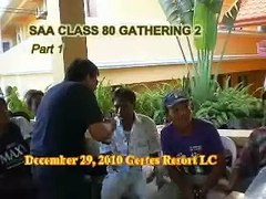 SAA CLASS 80 SECOND GATHERING Video 1