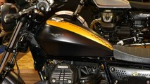 MOTO GUZZI V9 BOBBER - A totally new mid-size custom bike, V9 Feel the quality