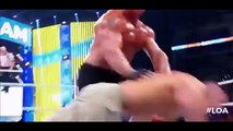 Brock Lesnar Vs Dean Ambrose Wrestlemania 32 PROMO No Hold Barred Match LOA