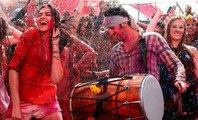 Balam Pichkari- Jo Tune Mujhe Mari To Seedhi Saadi Chhori Sharaabi Ho Gayi Ha Jeans Pehn K Jo Tu Ne Mara Thumka To Latto Padosan Ki Bhabi Ho Gayi - Yeh Jawaani Hai Deewani - Ranbir Kapoor & Deepika Padukone