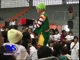 TVS Chiapas.- Entrega de juguetes por ayuntamiento de Berriozábal, Chiapas