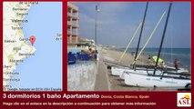 3 dormitorios 1 baño Apartamento se Vende en Denia, Costa Blanca, Spain
