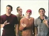 Jeff Timmons and 98 Degrees on Before they were Rockstars
