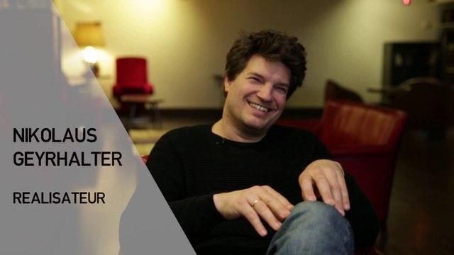 Interview Nikolaus Geyrhalter - Cinéma du Réel 2016