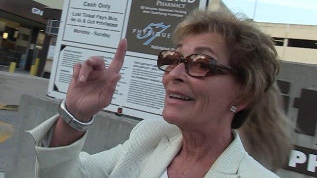 Judge Judy -- Bring It, Sarah Palin! No Fear of New Judge Show