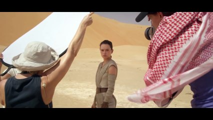 STAR WARS 7 'The Force Awakens' Documentary TRAILER [Blu-Ray]