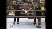 CHYNA VS. VINCE MCMAHON - ARM WRESTLING MATCH (1999) - WWE Wrestling - Entertainment Sports Diva Women Women's Wrestling