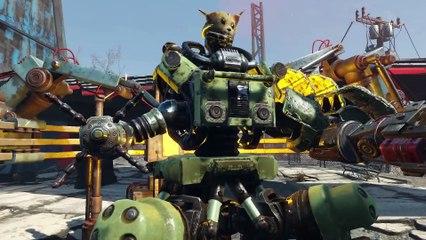 FALLOUT 4 Automatron Trailer (PS4 - Xbox One)