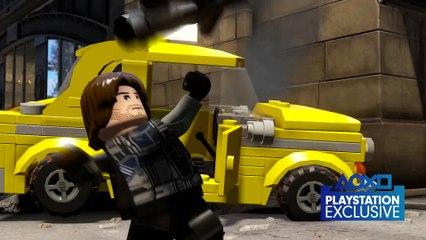 LEGO Marvel Avengers - Civil War Trailer (PS4)